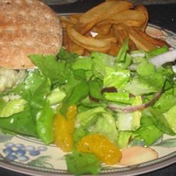 Betsy's Mandarin Orange Salad Chef4Six