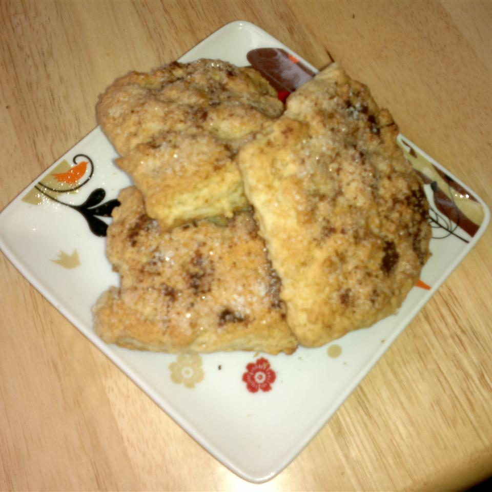 Chocolate-Hazelnut Marble Cake Scones Baiba Prindule