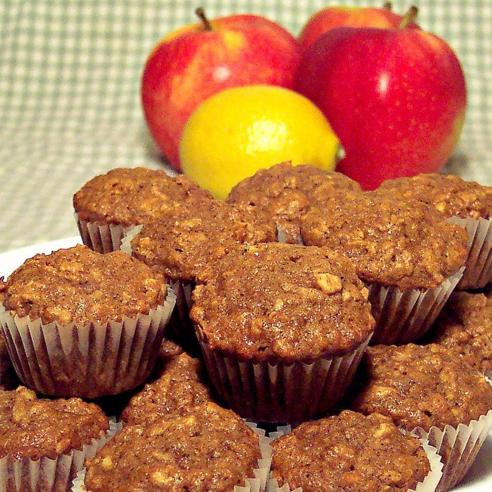 Miniature Apple Muffins Lillian