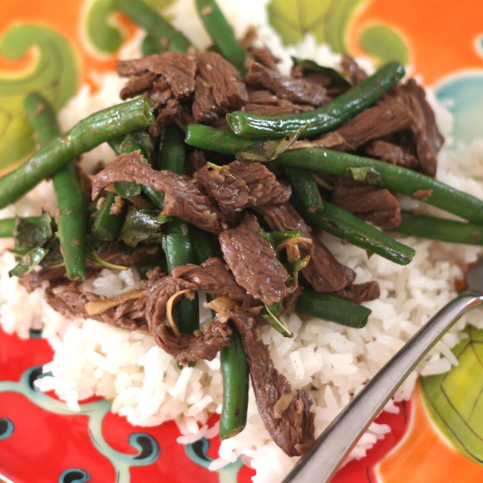 Thai Beef BadLittleChef