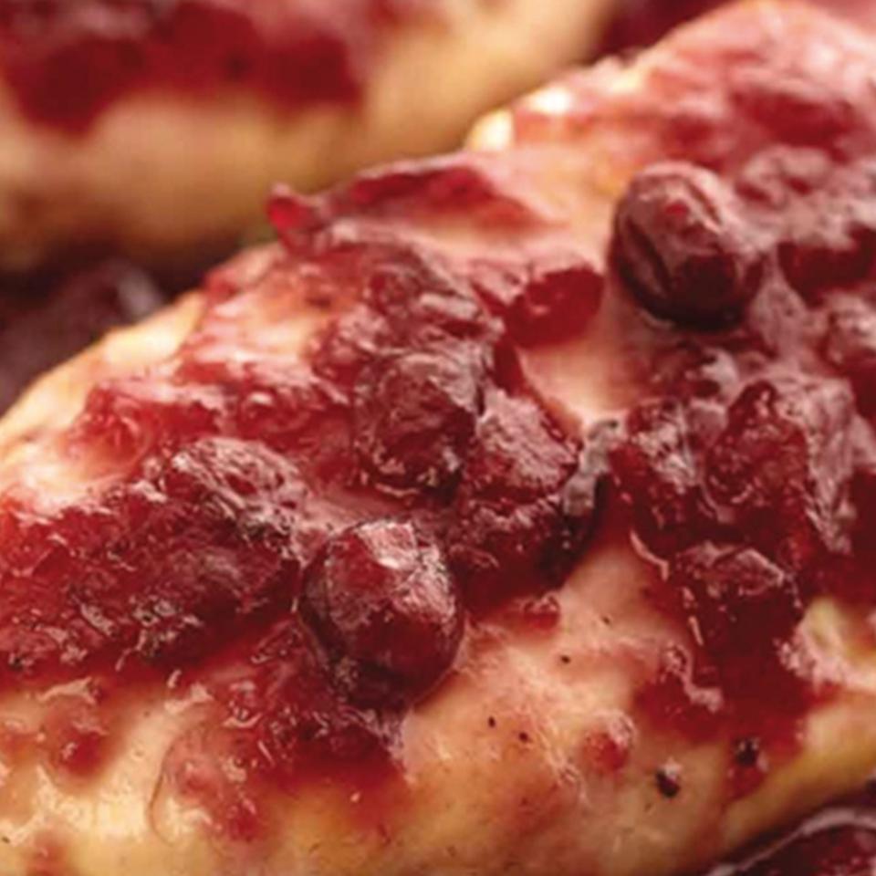 Cranberry Chicken II