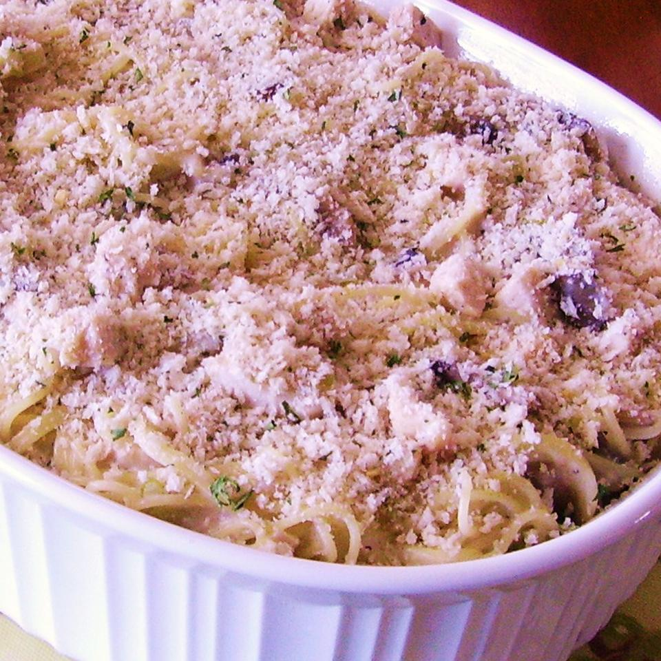 Turkey Tetrazzini a la Stouffers®