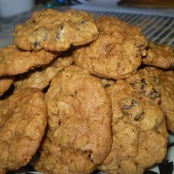 Grandmother's Oatmeal Cookies 3hschef