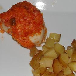 Monterey Chicken with Potatoes