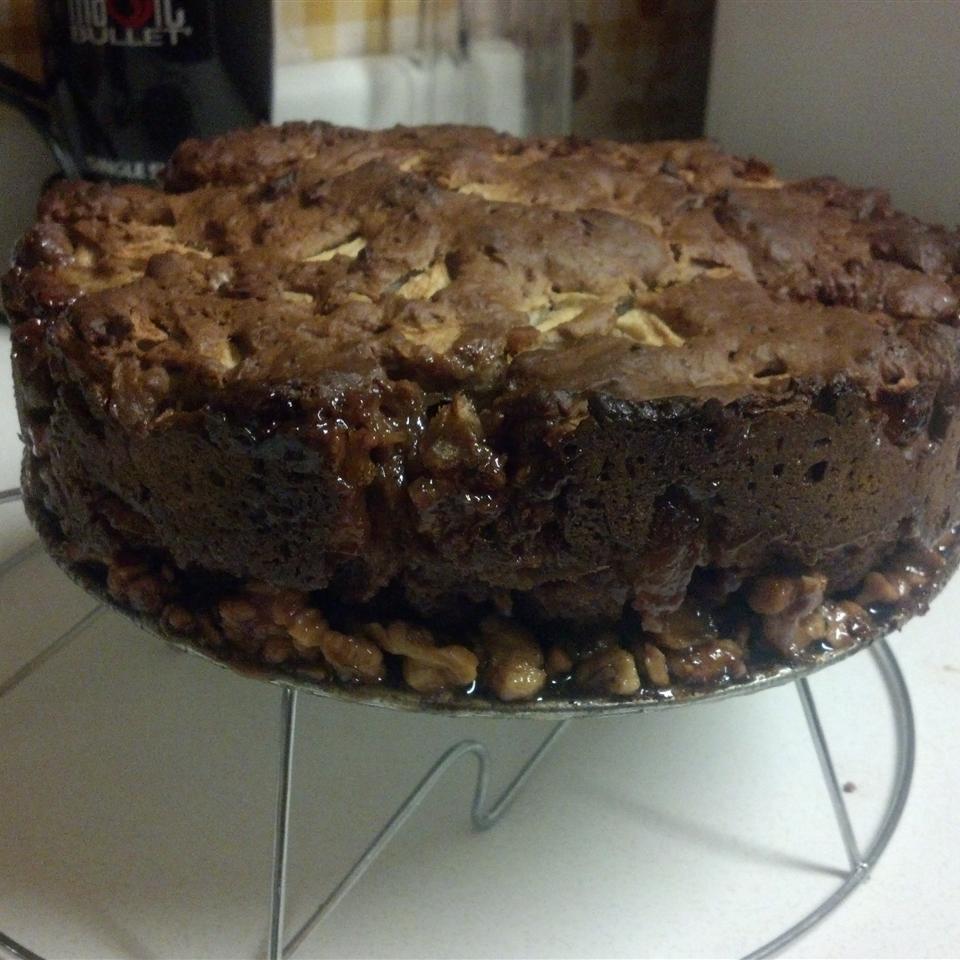 Apple Coffee Cake With Brown Sugar Sauce duhzmin