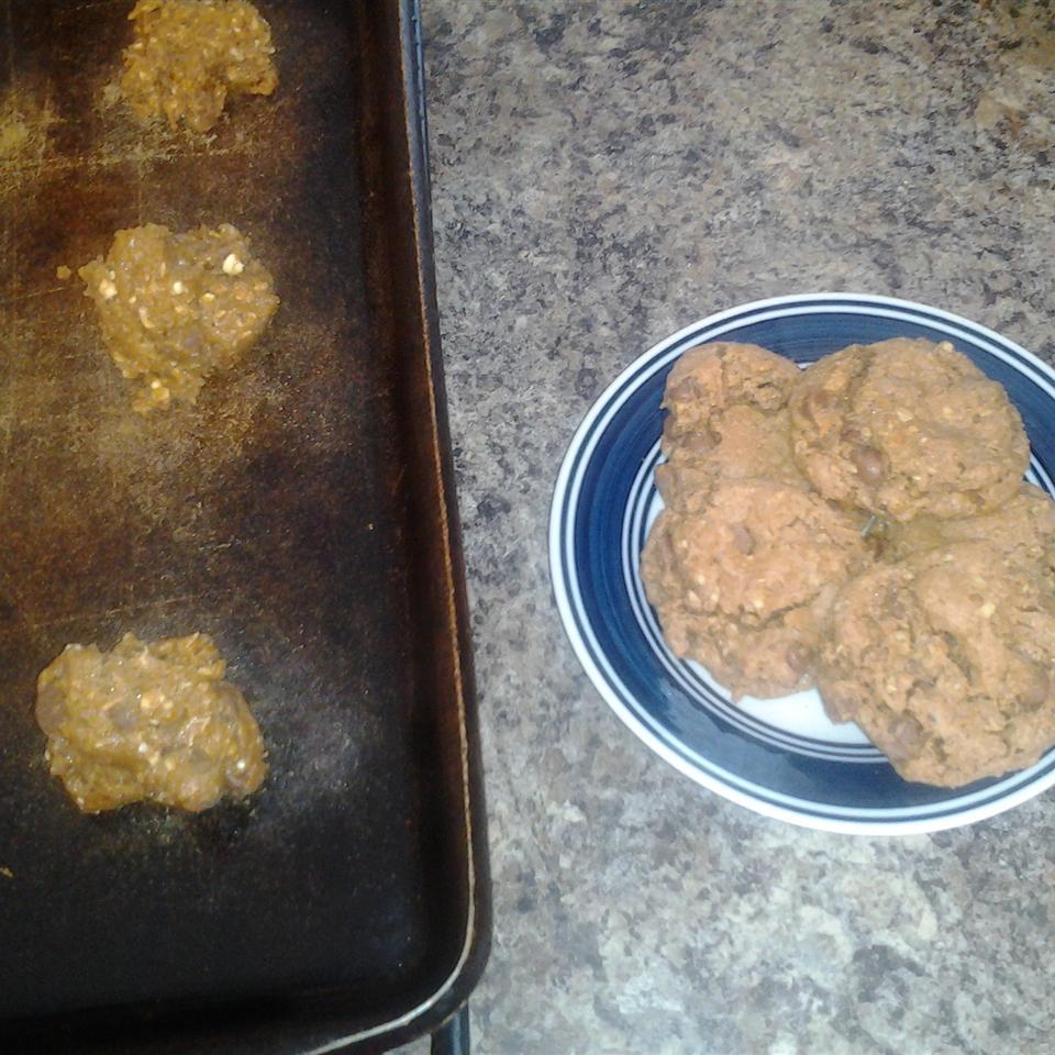 Spicy Oatmeal Raisin Cookies Tina Nielsen Yeagley