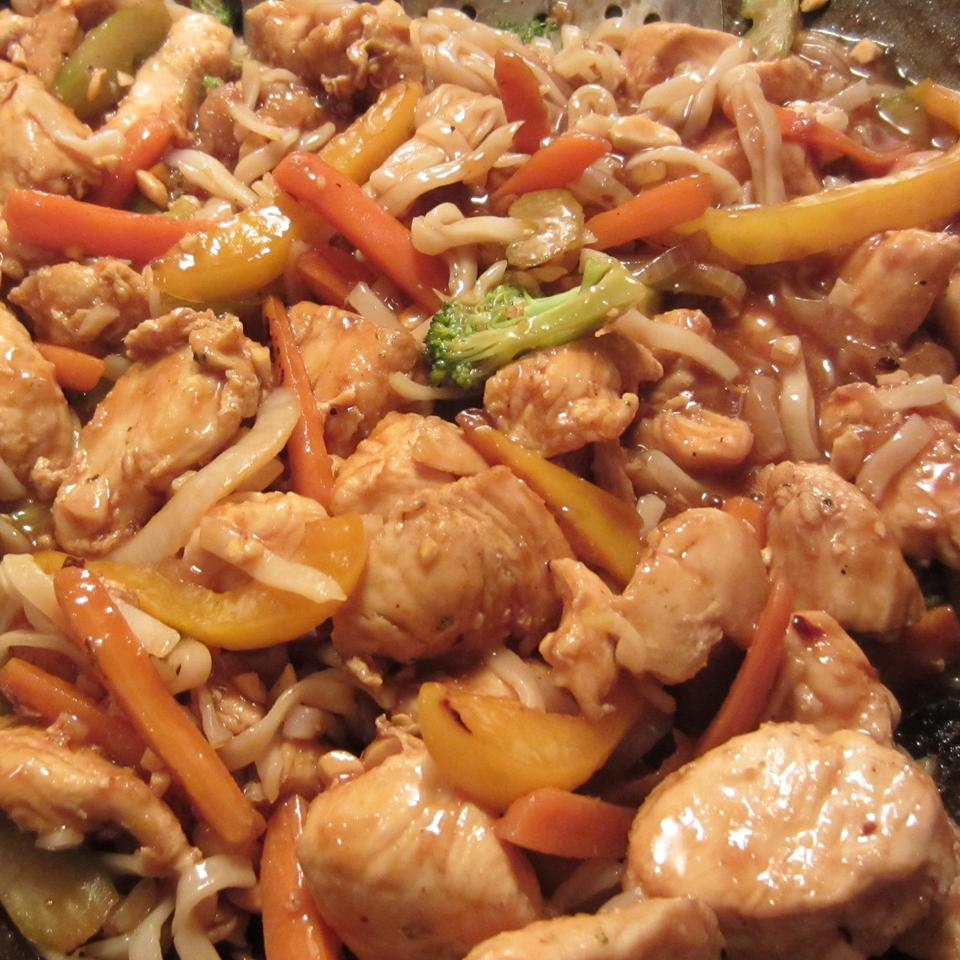 Thai Orange Chicken njmom