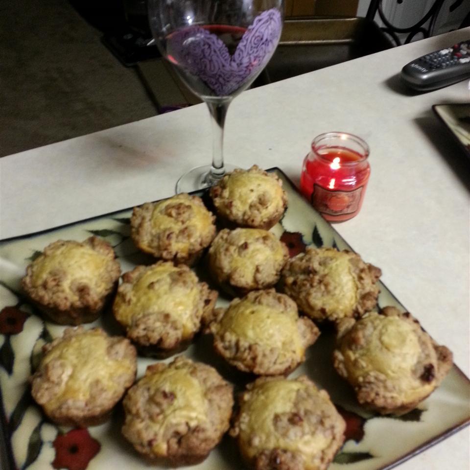 Pumpkin Cream Cheese Muffins NikkiJ