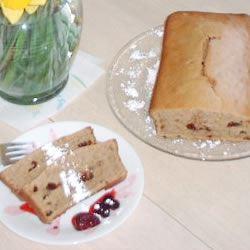 Sugarless Applesauce Cake SMOKEYJO