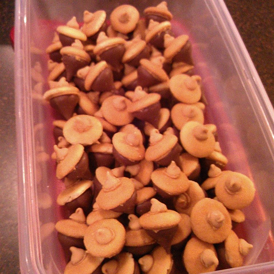 Acorn Candy Cookies