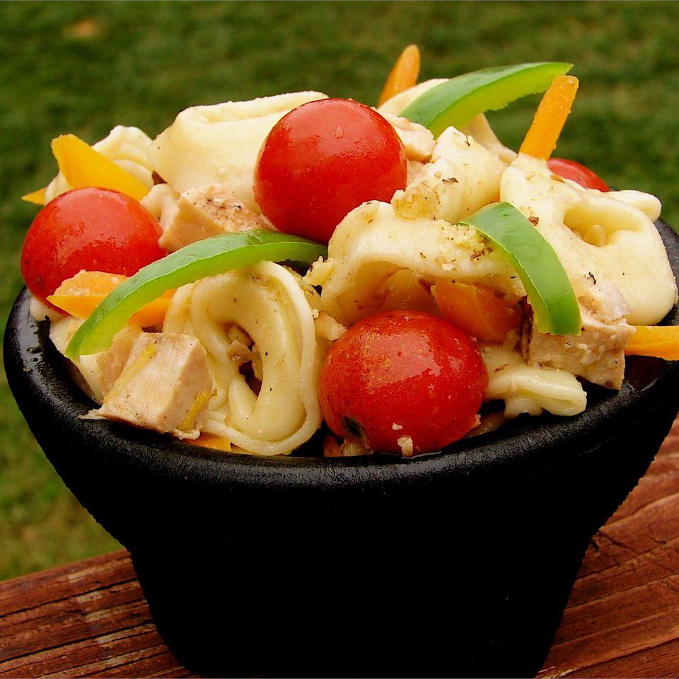 Charlotte's Tortellini Salad Charlotte