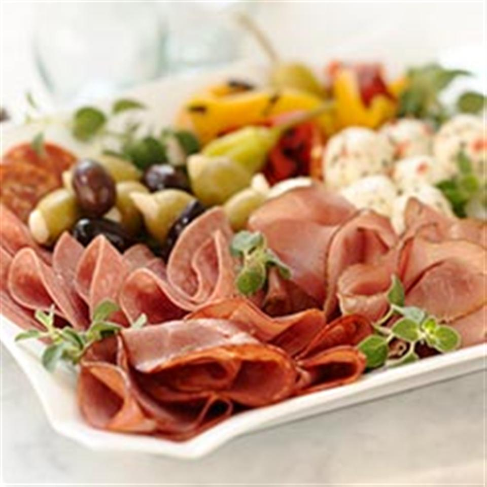 Antipasto Platter from Margherita® Meats Trusted Brands