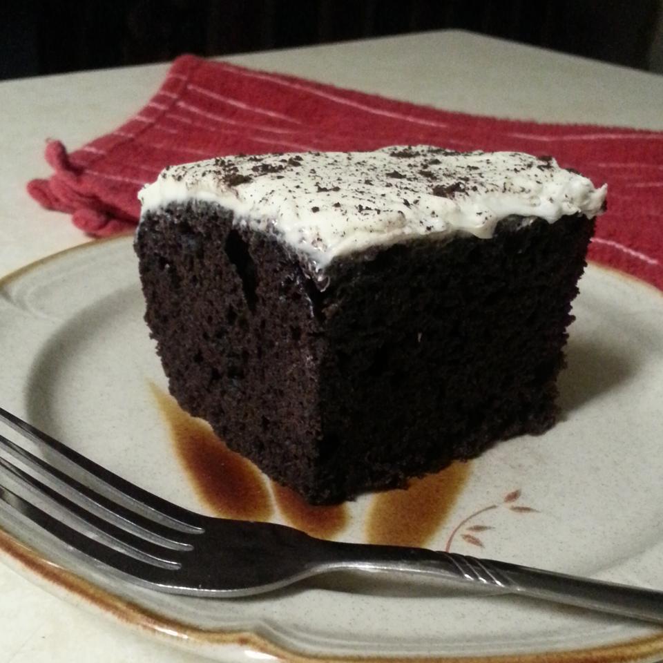 Mayonnaise Cake  II