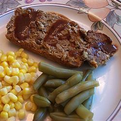 Alissa's Vegetarian Lentil Meatloaf KitchenWitch