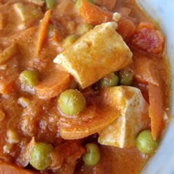 Coconut Tofu Keema Sarah Dipity