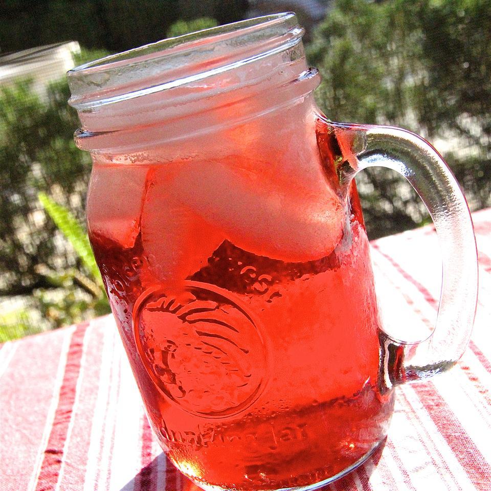 Cranberry Juice Surprise