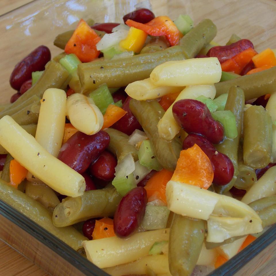 Traditional Three Bean Salad image