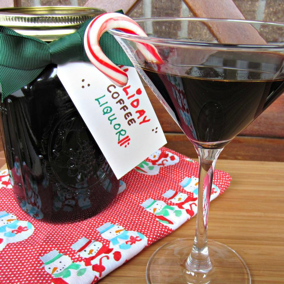 Holiday Coffee Liquor ReneePaj