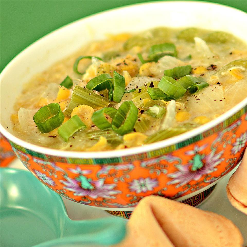 Chinese Corn Soup