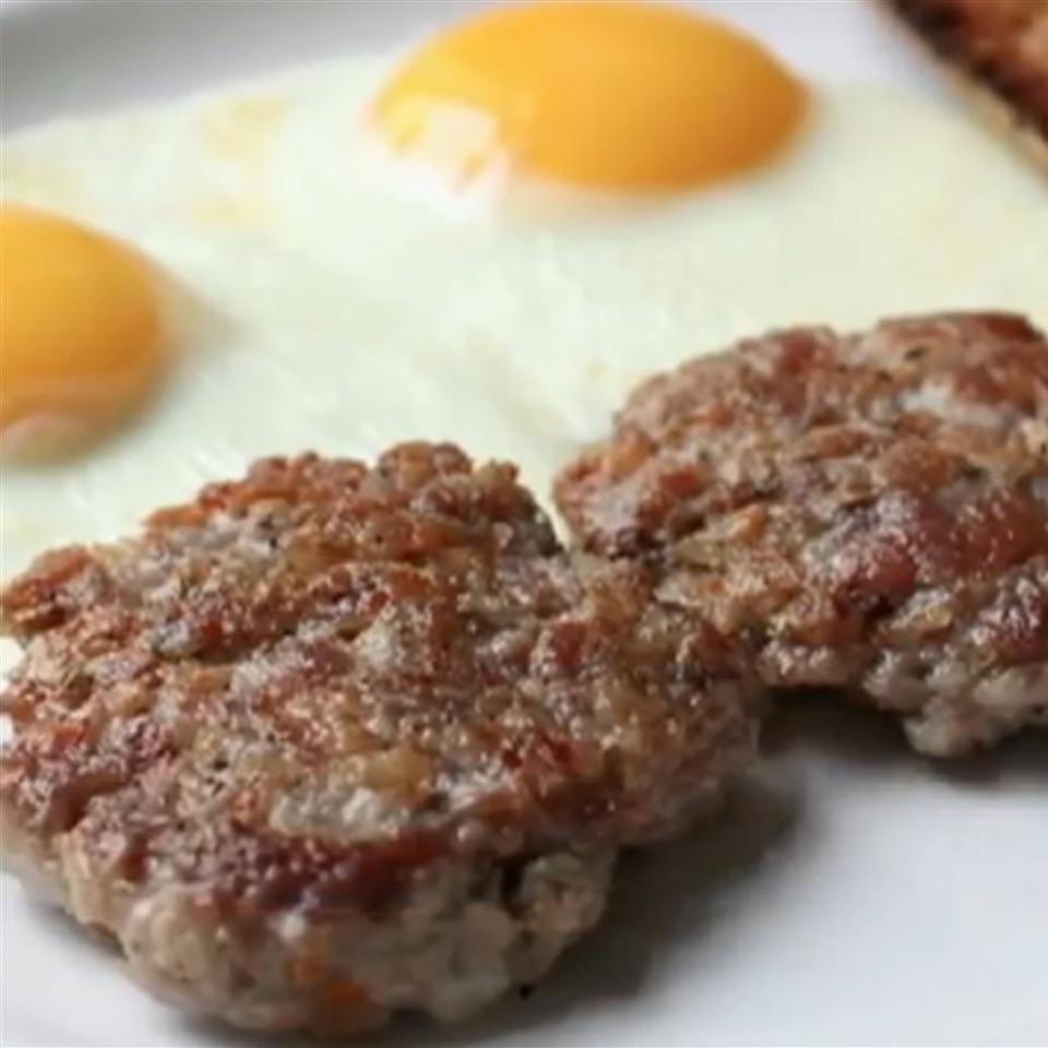 Chef John's Breakfast Sausage Patties