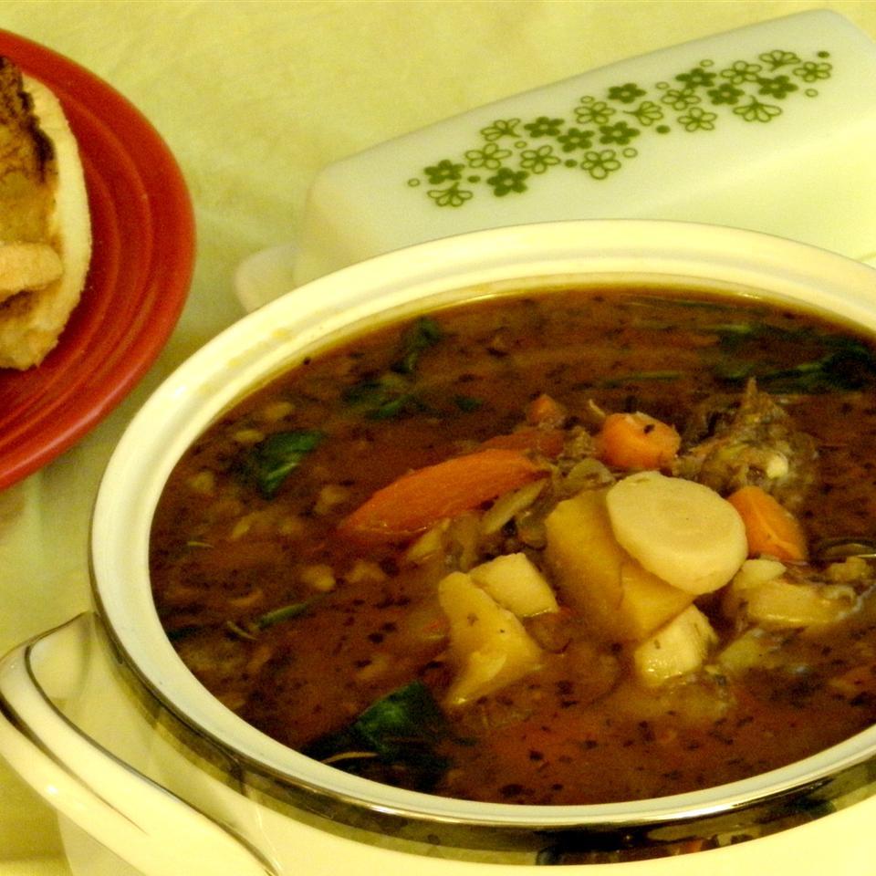 Oxtail Soup I Joey Joan