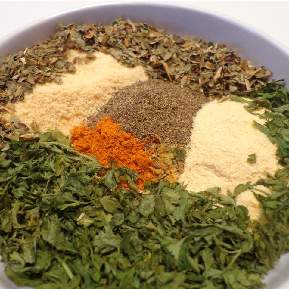 All-Purpose No-Salt Seasoning Mix