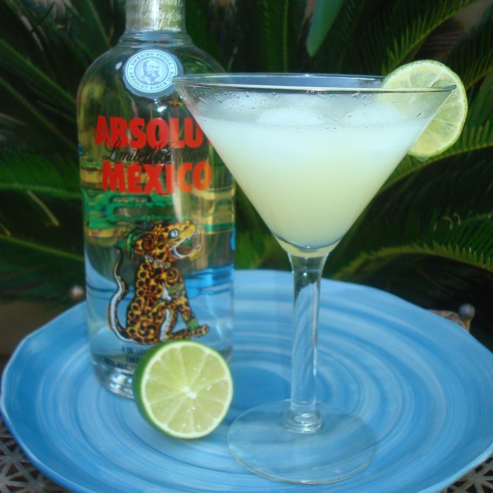 Lime-Aid Brandy Hirsch