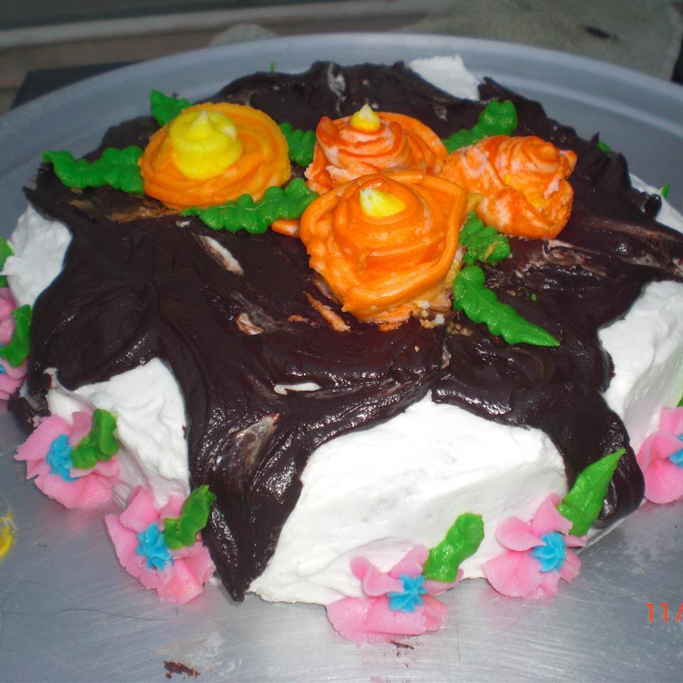 Tarred Roof Cake