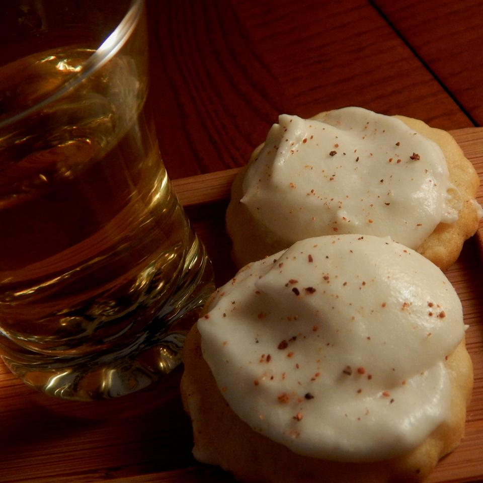 Rum Sugar Cookies