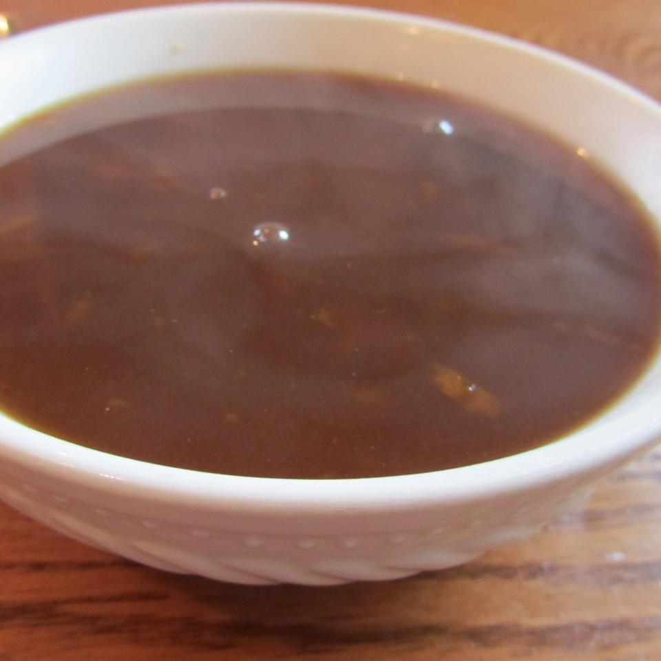 Sweet-and-Sour Orange Sauce