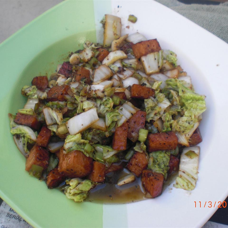 Spam™ and Napa Cabbage