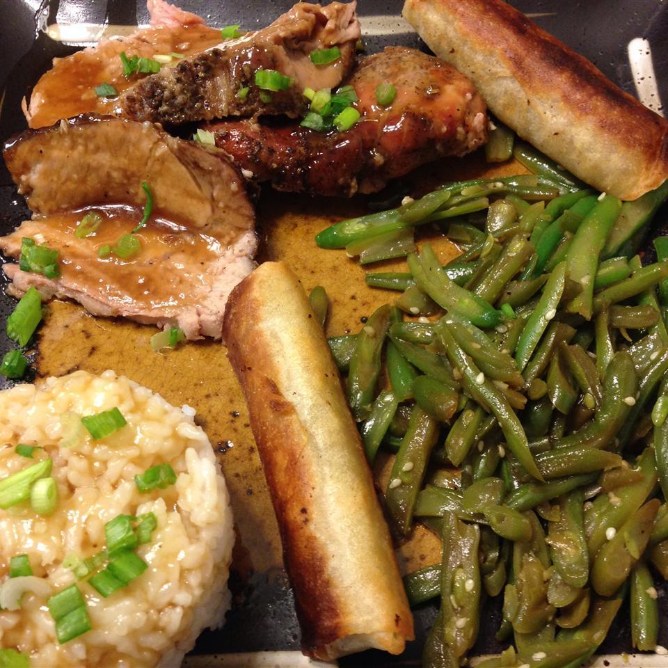 Herb Roasted Pork
