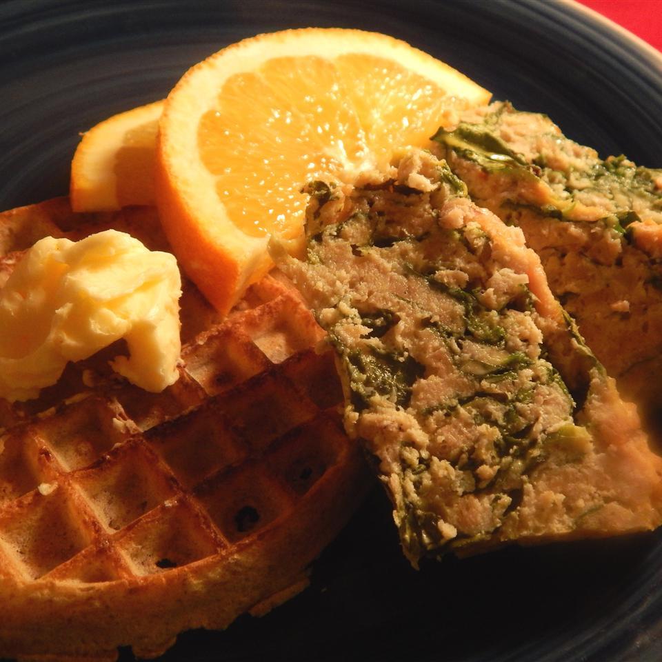 Breakfast Meatloaf Linda T