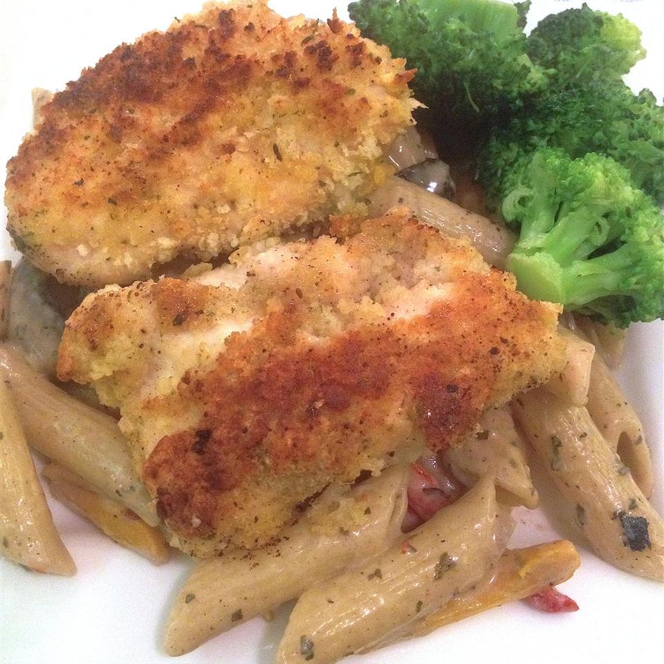 Louisiana Chicken Pasta (Cheesecake Eatery-Inspired)