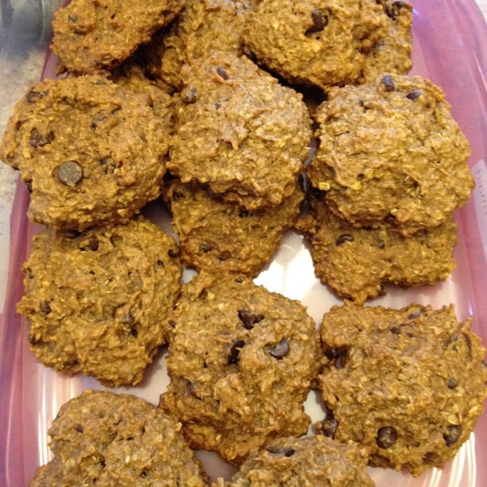 Quinoa Cookies Erika