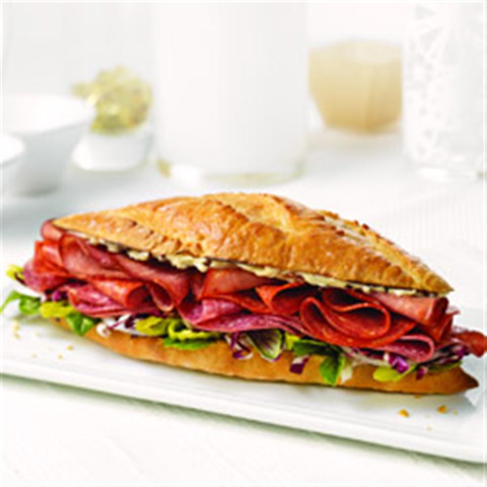 Hearty Margherita® Italian Sandwich Trusted Brands