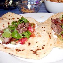 Carne Asada Tacos Billy