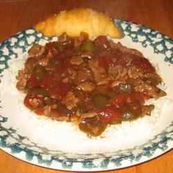Slow Cooker Swiss Steak FROGHOPPER