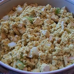 Almost Eggless Egg Salad KitchenWitch