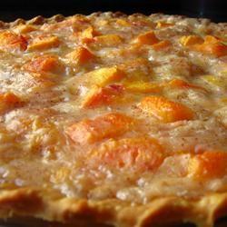 Nectarine Pie FoodFan