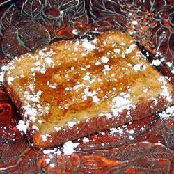 Easy French Toast rebehoff