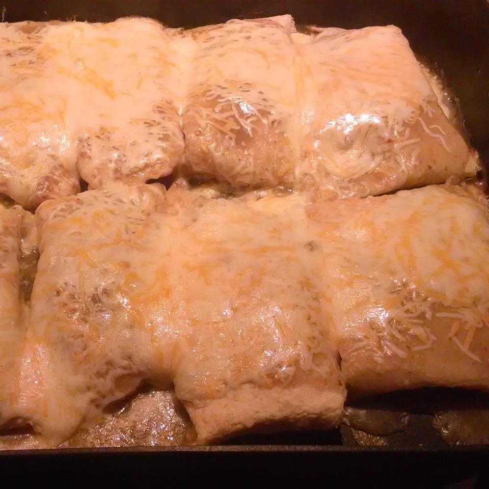 Sweet Potato Enchiladas SURFCHICK1