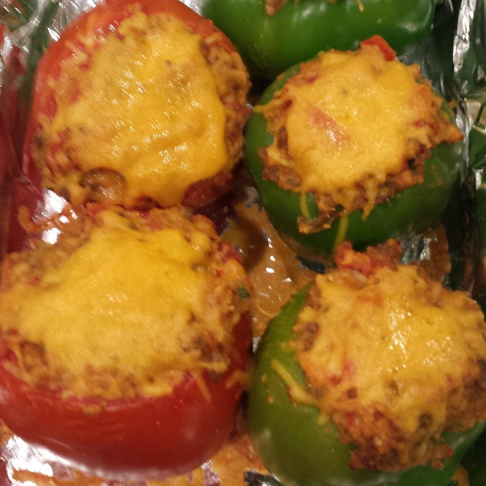Stuffed Tomatoes Kari