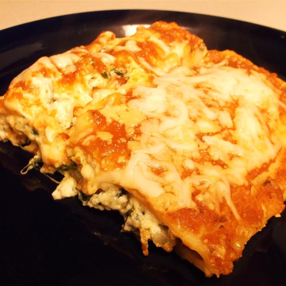 Spinach Lasagna III