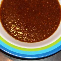 Ginger Dipping Sauce