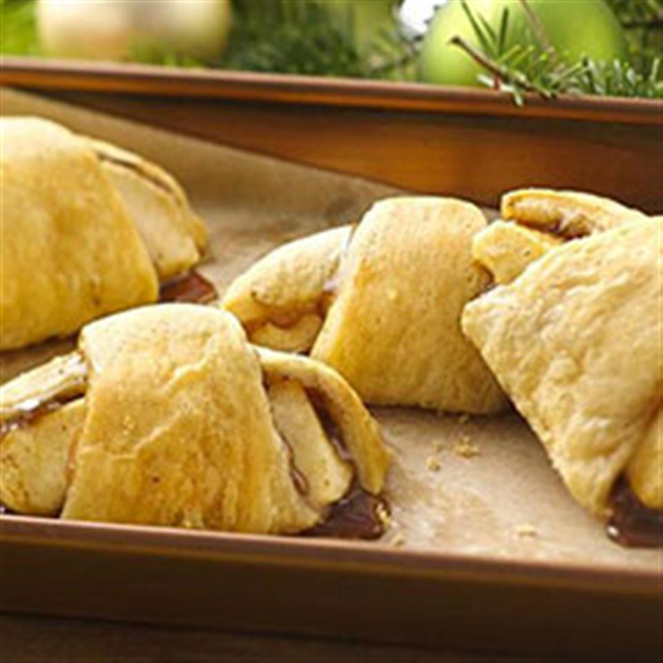 Apple Pie Crescents Trusted Brands