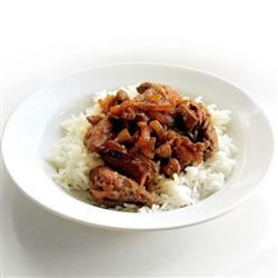 Famous Chicken Adobo