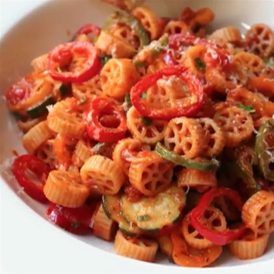 Hot Wheels Pasta