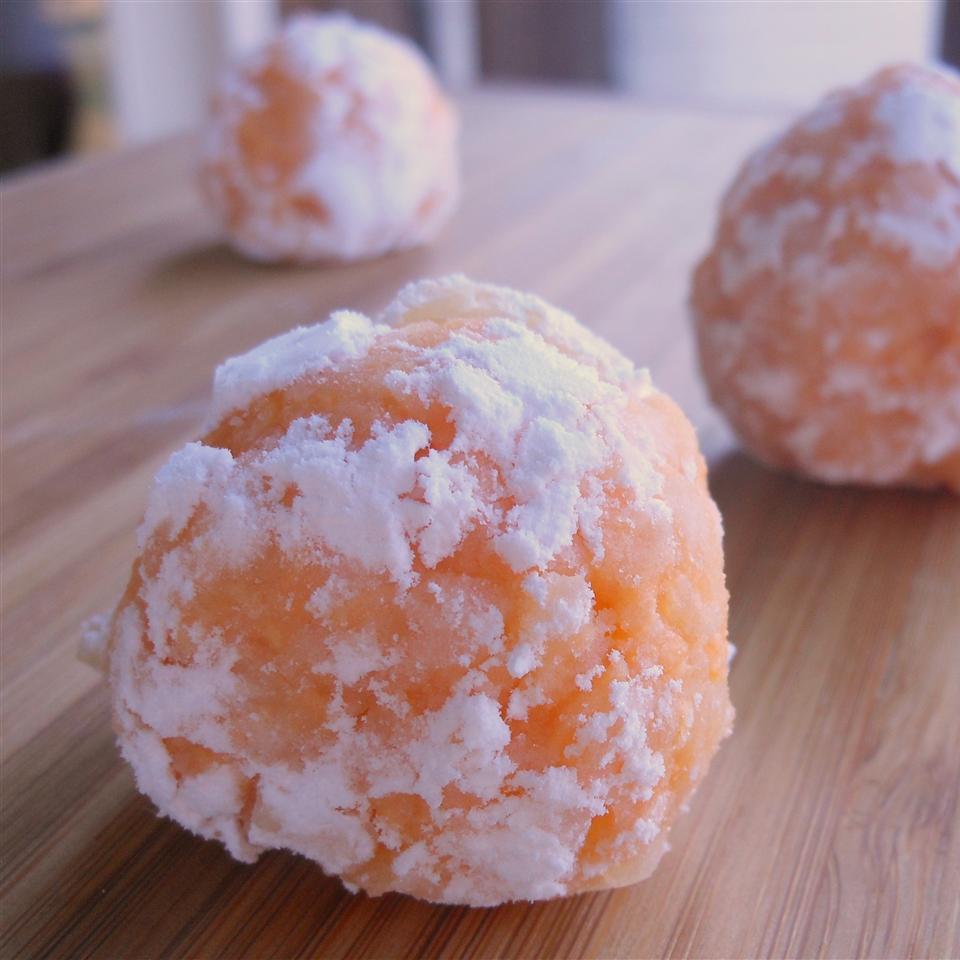 Orange Balls I