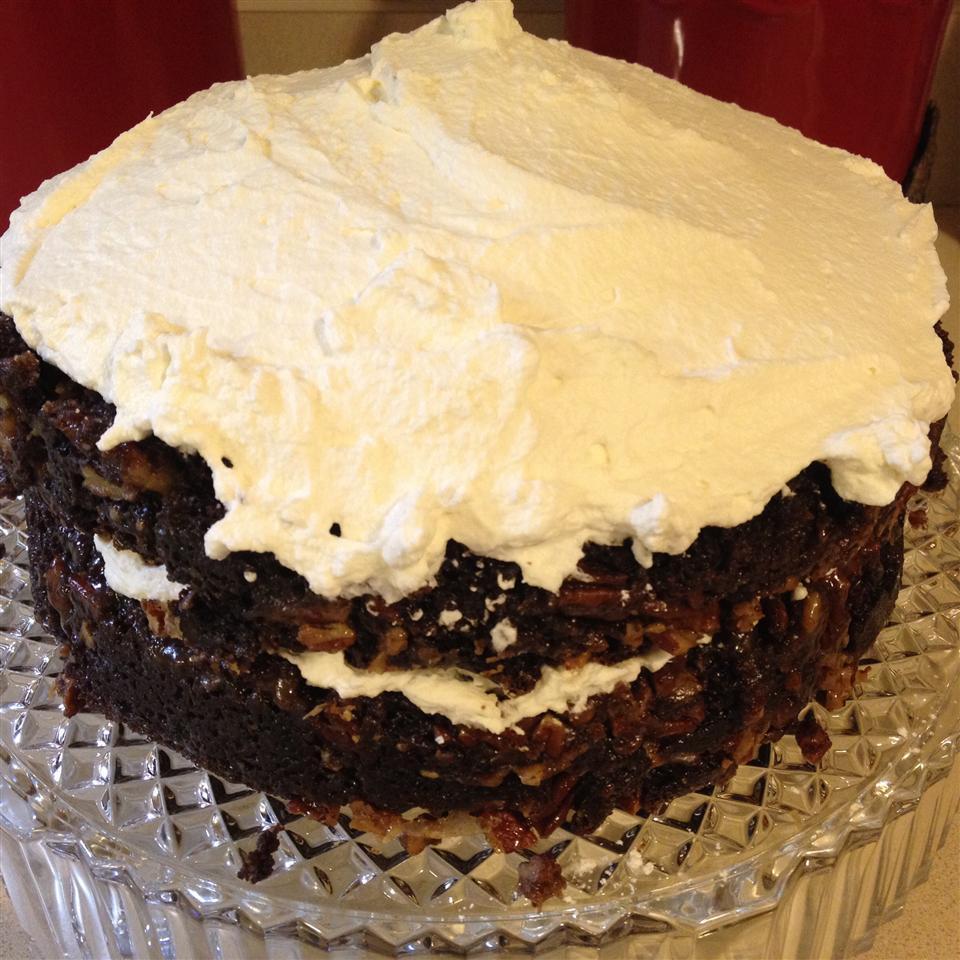 Chocolate Praline Layer Cake FIREBRAND95